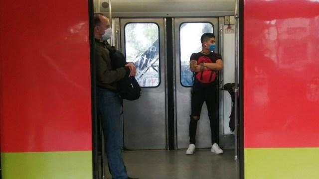 Foto: Muere hombre al arrojarse a las vías en Metro General Anaya, CDMX, 3 de junio de 2020, (cuartoscuro, archivo)