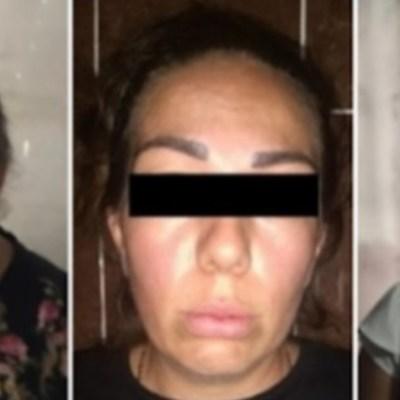 Mamá, hermana y prima de 'El Marro' seguirán en prisión preventiva