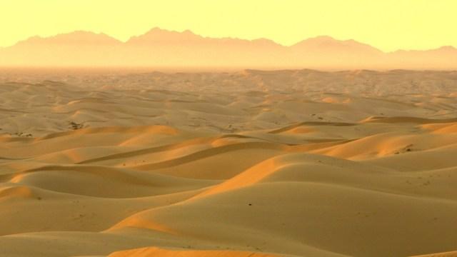 FOTO: Desierto del Sahara, el 24 de junio de 2020