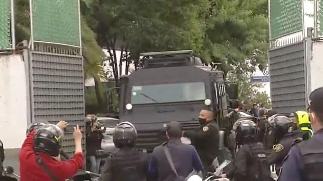 Se retrasa videoaudiencia a los 12 detenidos en atentado de Omar García Harfuch