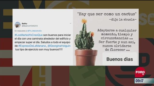 el hashtag del dia losmartesyocreoque