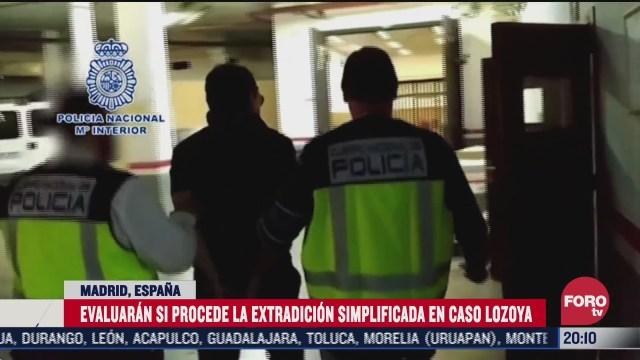 FOTO: 30 de junio 2020, emilio lozoya acepta extradicion a mexico