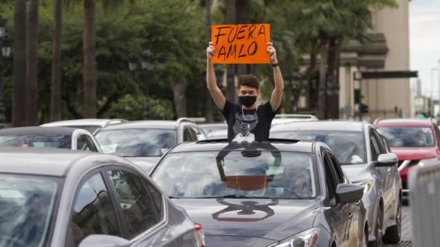 Foto: En 2022 podrán votar en referendo revocatorio, dice AMLO a opositores