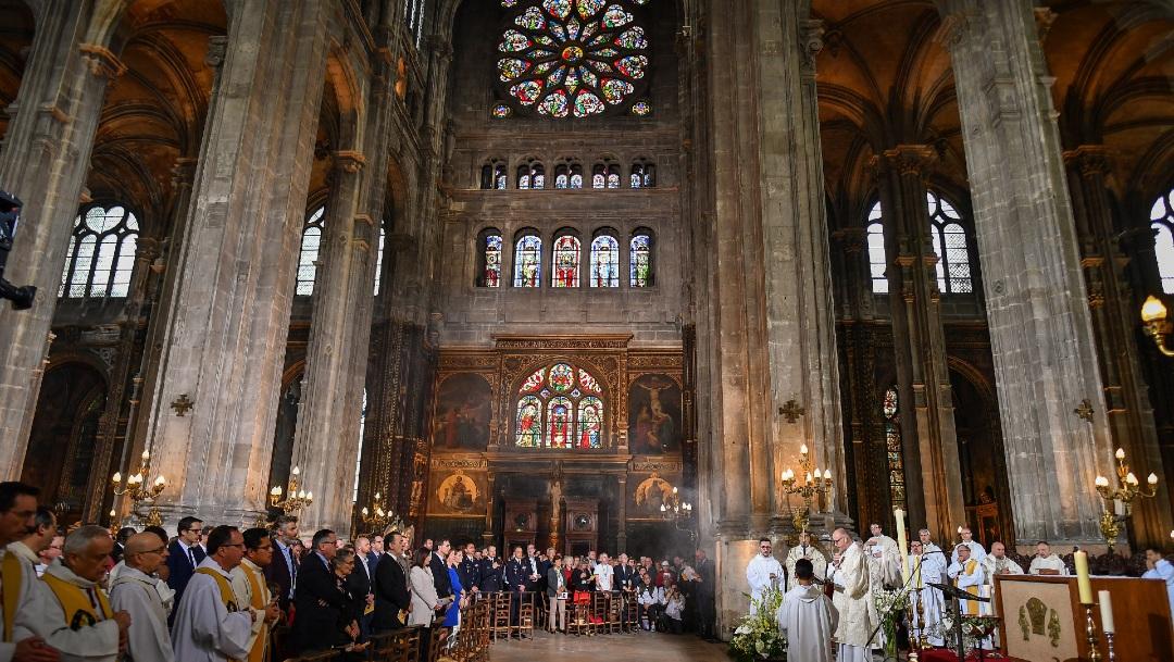 FOTO: Francia calcula en 3 mil las víctimas de abusos en la Iglesia desde 1950, el 17 de junio de 2020
