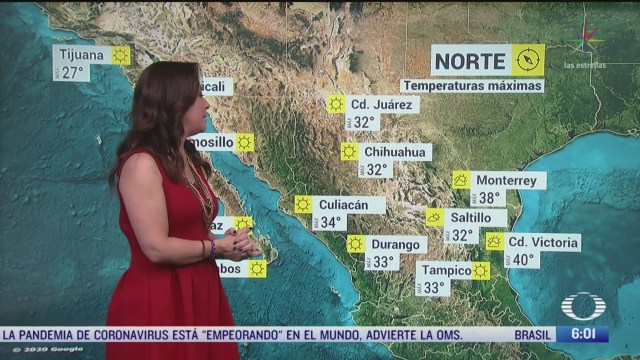 frente frio 67 provocara lluvias y tornados en mexico