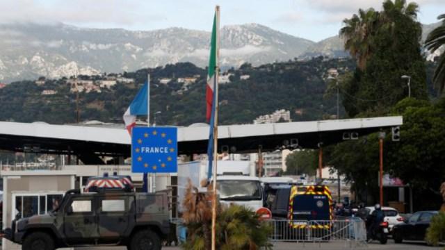 FOTO: Europa comienza a reabrir las fronteras pero aún no se puede viajar libremente, el 15 de junio de 2020