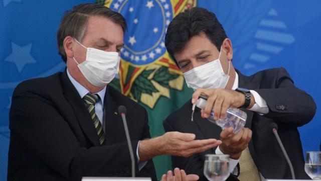 Brasil ya es el segundo país con más muertos por coronavirus