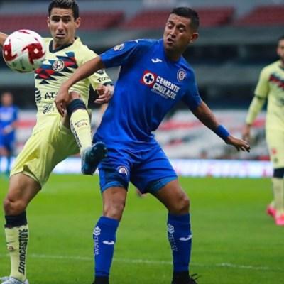Tres jugadores de Cruz Azul dan positivo a COVID-19