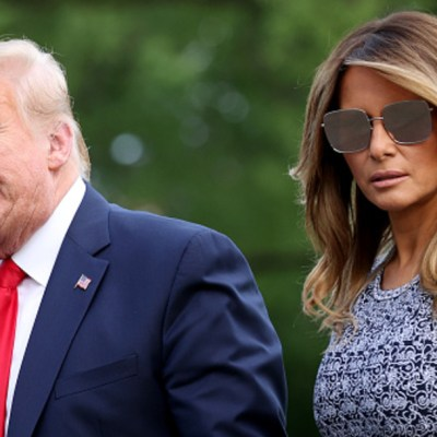 Melania Trump renegoció acuerdo prenupcial antes de llegar a la Casa Blanca