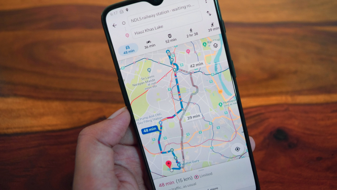 Google Maps cambiara su voz así luce en telefono celular