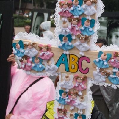 Presentan caso de la Guardería ABC ante Comisión Interamericana de Derechos Humanos