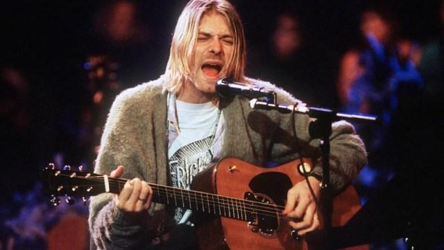 Guitarra de Kurt Cobain, vendida en seis millones de dólares