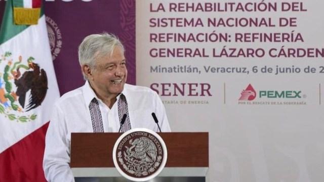 """Foto: Pronto se acabará el """"huachicol"""" en México, afirma AMLO, 5 de junio de 2020, (Presidencia de la República)"""