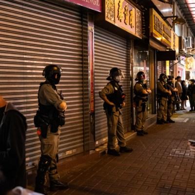 FOTO: China amenaza con represalias a Estados Unidos por caso Hong Kong, el 01 de junio de 2020