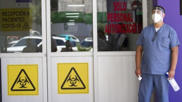 Paciente sospechoso de COVID-19 escapa de hospital en Sonora