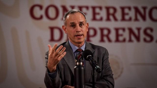 México, en máxima restricción por coronavirus: López-Gatell