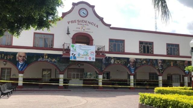 Detectan 21 policías piratas en Ixtlahuacán de los Membrillos, donde asesinaron a Giovanni López