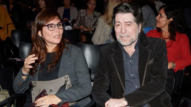 Joaquín Sabina contrae matrimonio con Jimena Coronado en Madrid