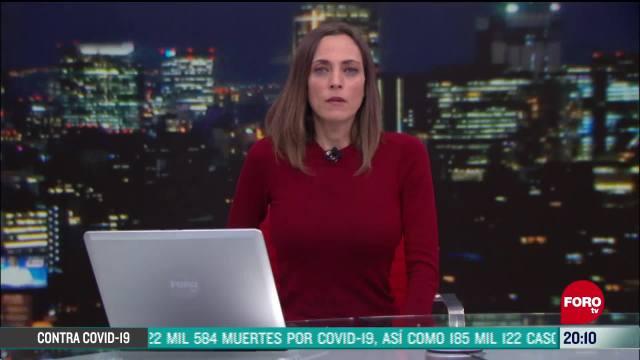 Las Noticias Ana Francisca Vega Programa Completo Forotv 22 Junio 2020
