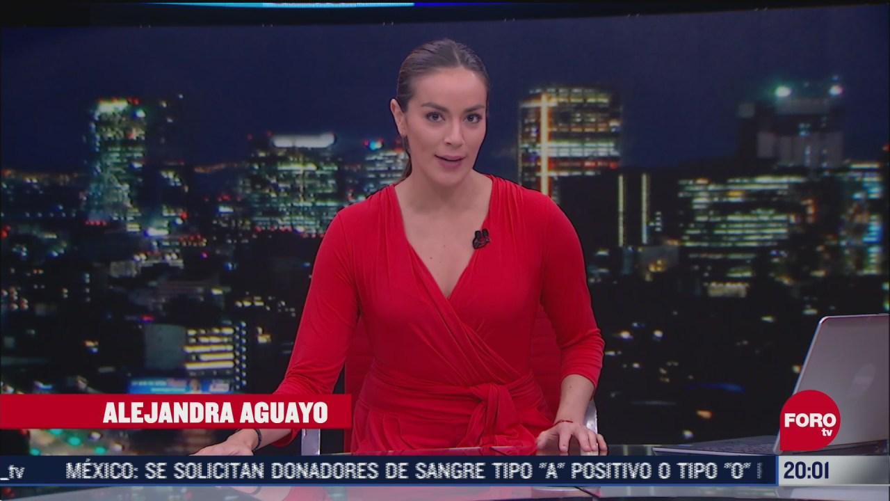 las noticias con ana francisca vega programa del 26 de junio de
