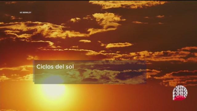 FOTO: 28 de junio 2020, los ciclos de sol