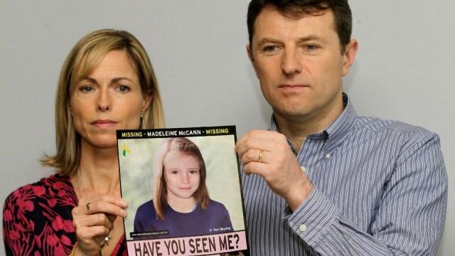 Foto: La niña Madeleine McCann habría sido asesinada por sospechoso preso en Alemania