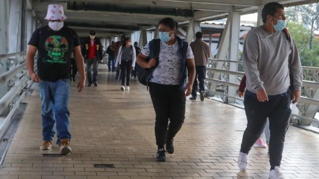 Hasta ahora México ha reportado más de 93.400 casos de COVID-19 y más de 10.100 decesos. (Foto: Cuartoscuro)