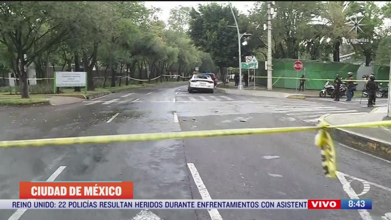 muere mujer y otra queda lesionada en ataque a secretario de seguridad iban a trabajar