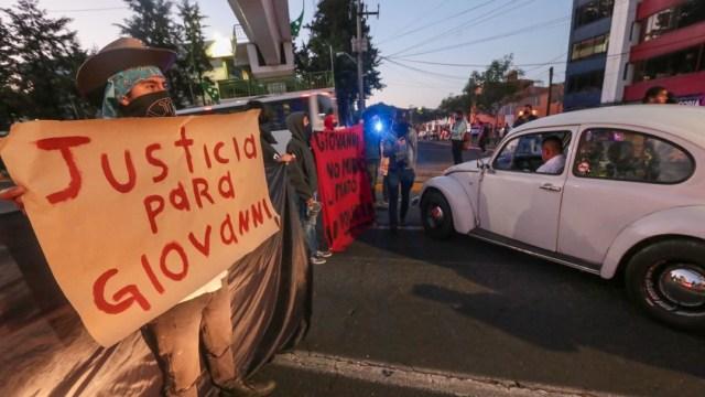 Foto: Muerte de Giovanni López fue 'ejecución extrajudicial', dice Derechos Humanos de Jalisco