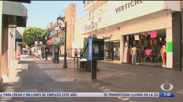 negocios afectados por la pandemia en aguascalientes ya no volveran a abrir