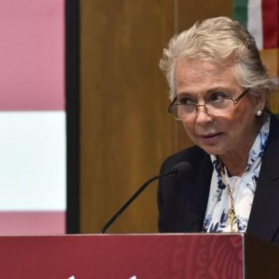 No se imputó a gobernador de Jalisco muerte de Giovanni: Sánchez Cordero