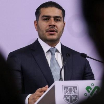 Omar García Harfuch, secretario de Seguridad Ciudadana de CDMX. Cuartoscuro