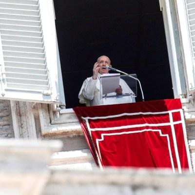 Papa Francisco lanza fondo para apoyar a afectados por la crisis del COVID-19