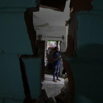Sismo en Oaxaca fue de magnitud 7.4, ajusta Protección Civil