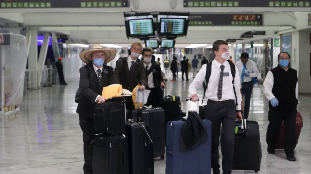 EEUU analiza viajes de México como fuente de coronavirus