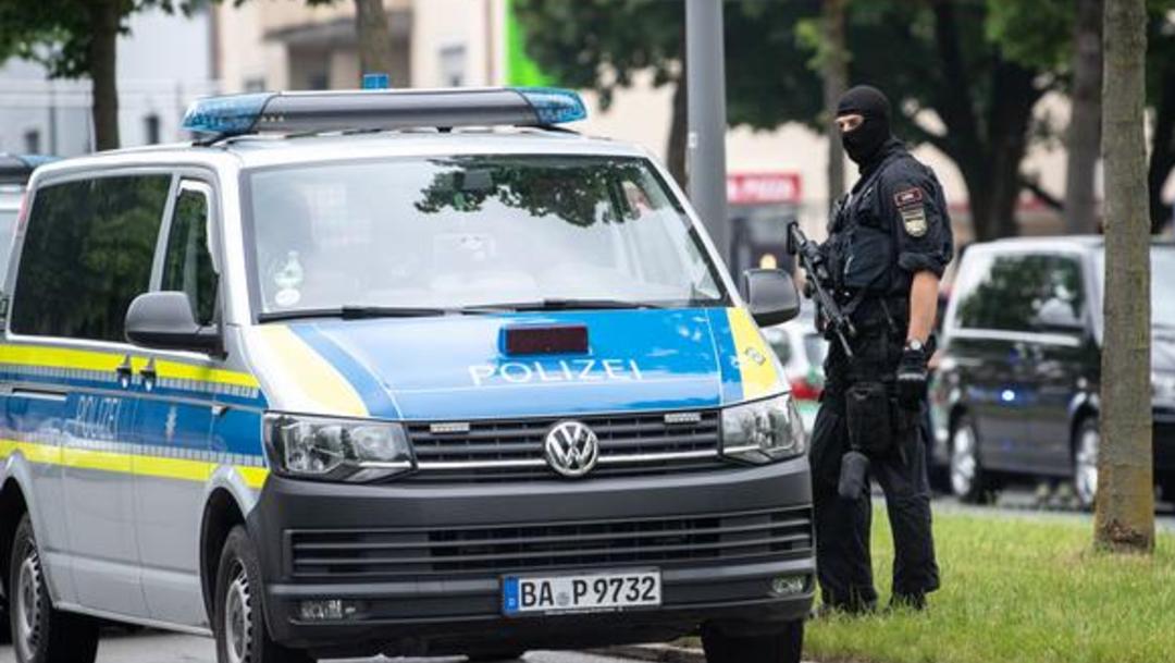 policia de alemania