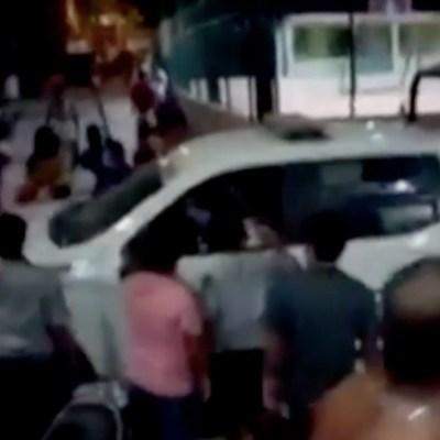 Por dispersar fiesta, pobladores de 'La Venta', en Acapulco, amenazan con linchar a elementos de Guardia Nacional