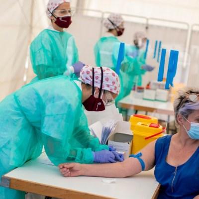 Foto: Premio Princesa de la Concordia para trabajadores sanitarios españoles