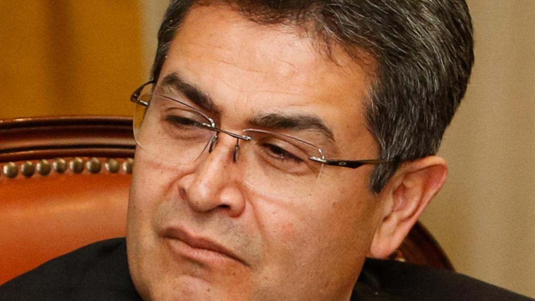 FOTO: Presidente de Honduras, hospitalizado por COVID-19, sigue delicado: médico, el 24 de junio de 2020