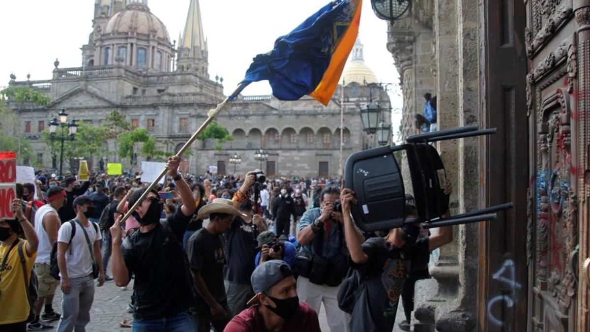 MC defiende al gobernador de Jalisco, Enrique Alfaro