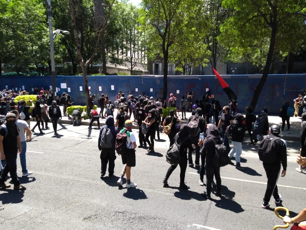 protestas en reforma 2