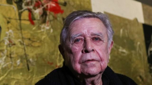 ¿Quién es Manuel Felguérez?, el pionero del arte abstracto en México