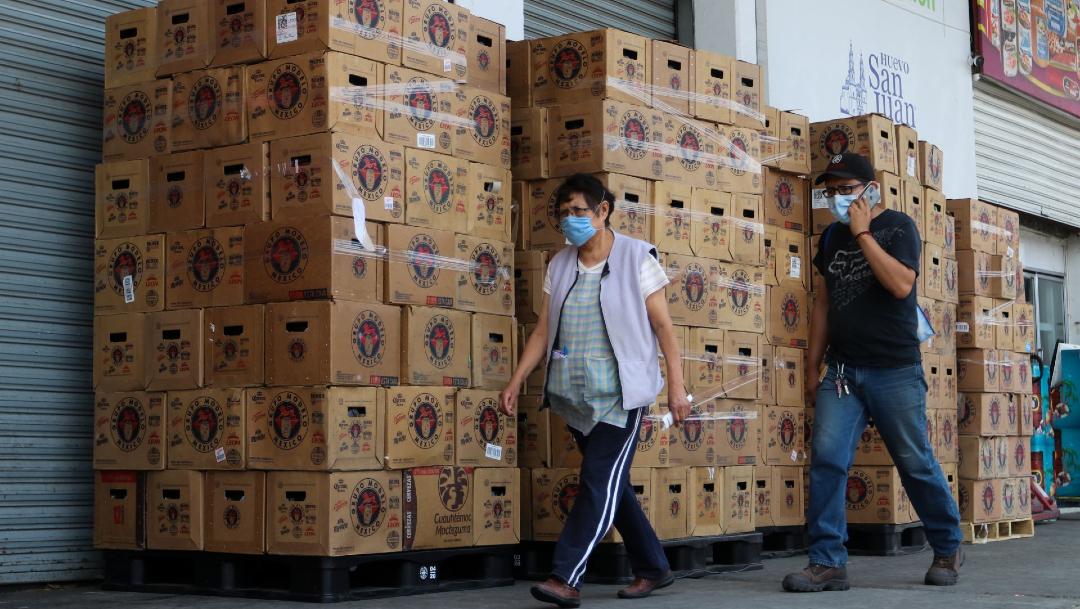 FOTO: Reinicia abasto de cerveza en México tras restricciones por pandemia de coronavirus, el 2 de junio de 2020