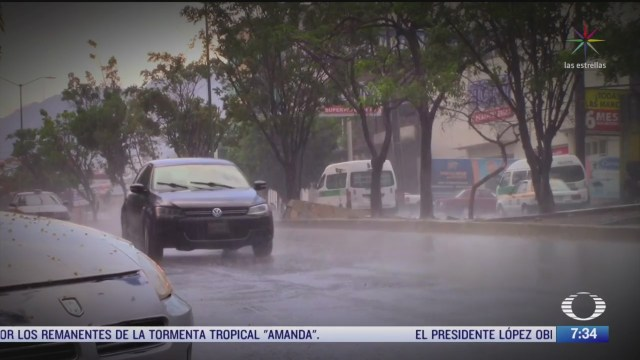 remanentes de amanda provocaran lluvias en el sureste de mexico