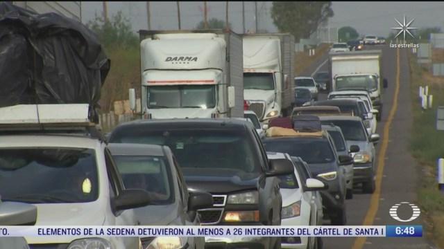 se incrementa el robo al transporte de productos basicos en mexico