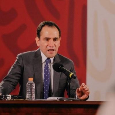 Arturo Herrera, secretario de Hacienda, da positivo a coronavirus