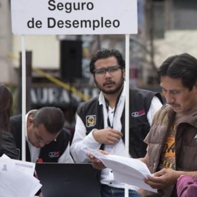 México supera el millón de empleos formales perdidos por coronavirus