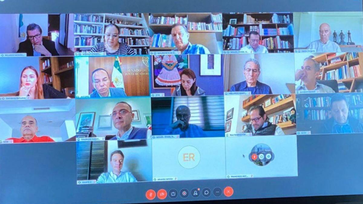 Presentan iniciativa para dar legalidad a sesiones virtuales