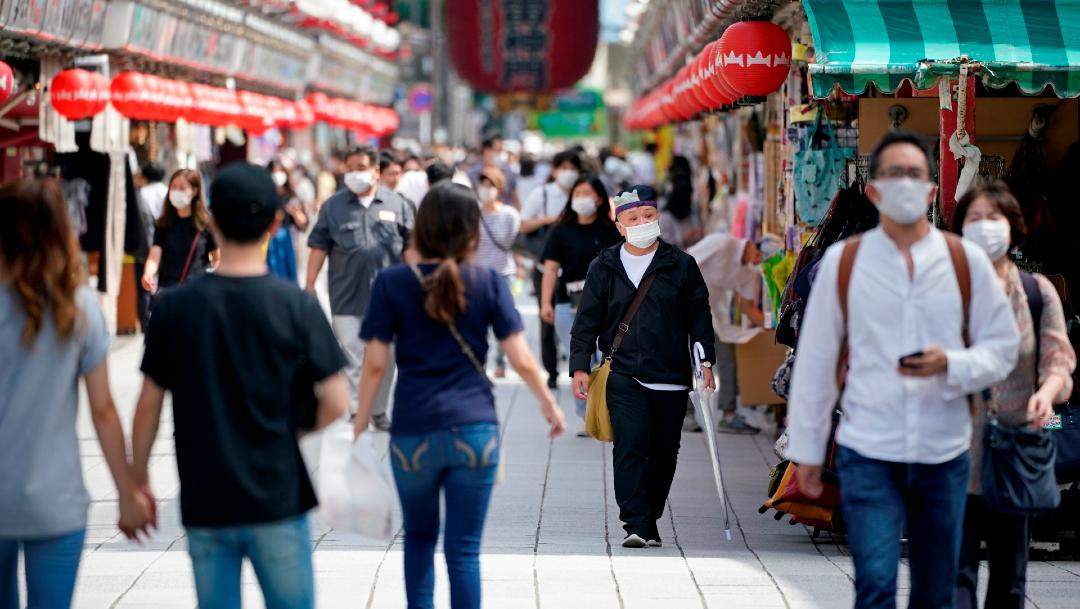 Sismo magnitud 5.8 sacude Japón