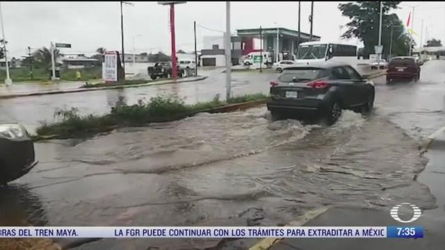 tormenta cristobal deja danos en chiapas
